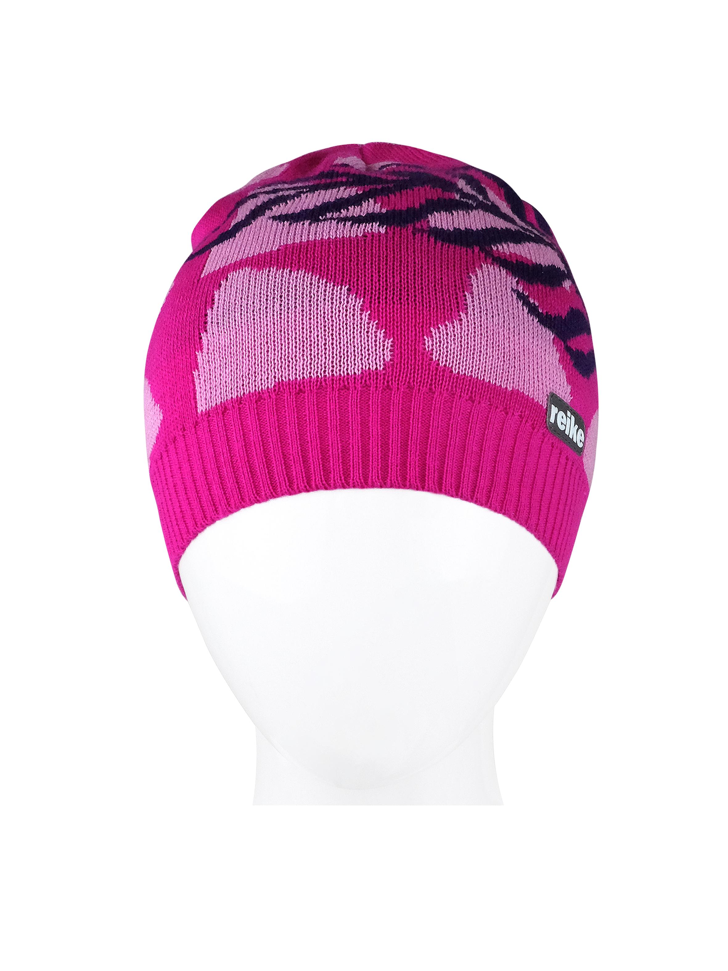 Купить Шапка для девочки Reike Fashion flamingo fuchsia, RKNSS20-FFL-YN-2 fuchsia, р.52,