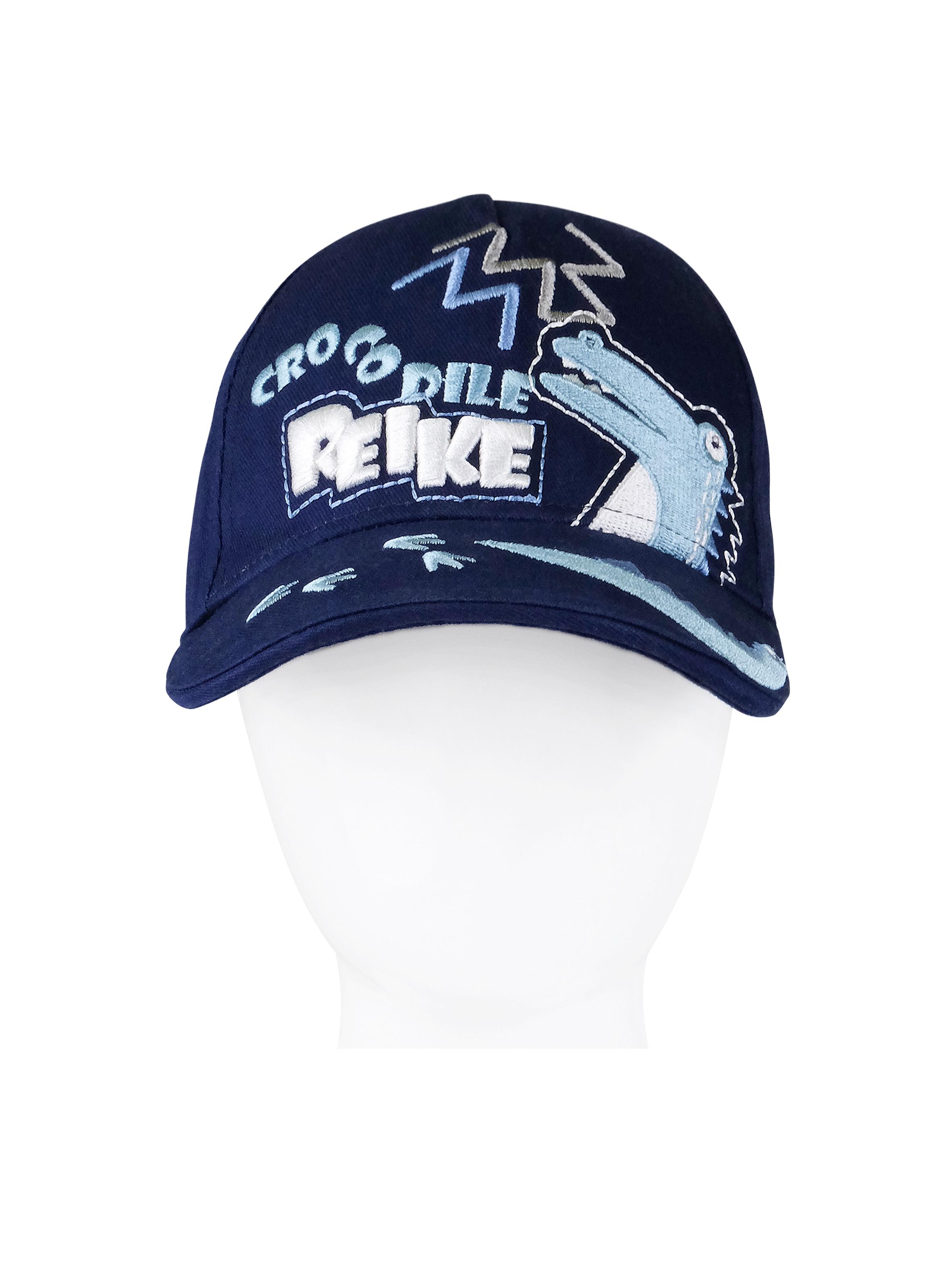 Кепка для мальчика Reike Crocodiles navy, RWSS20