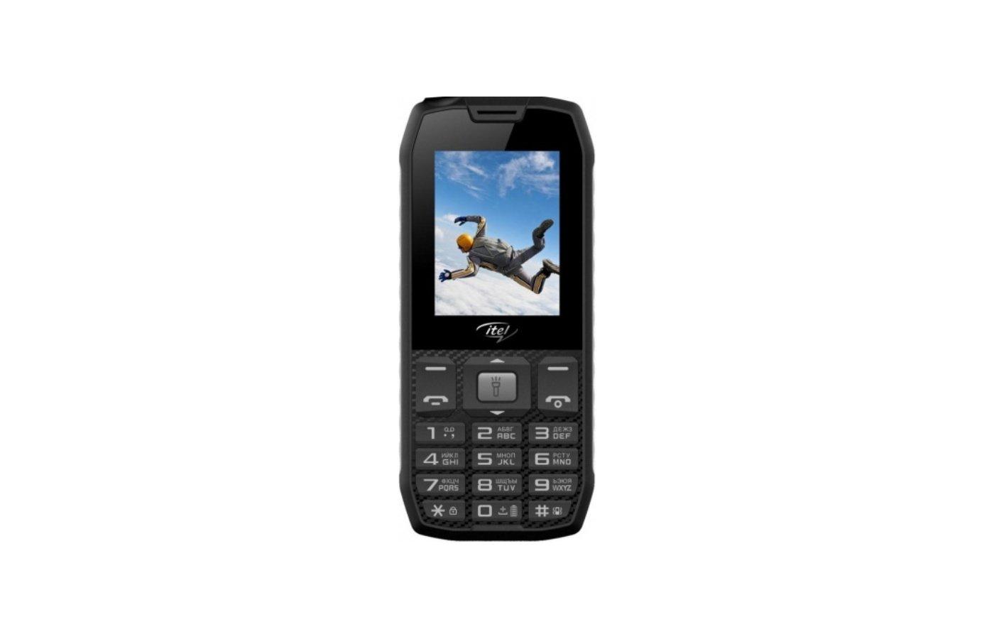 Мобильный телефон Itel IT4510 Black