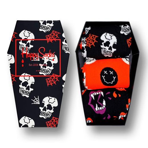 Носки Happy Socks Halloween 3-Pack Gift Box разноцветные 40-46