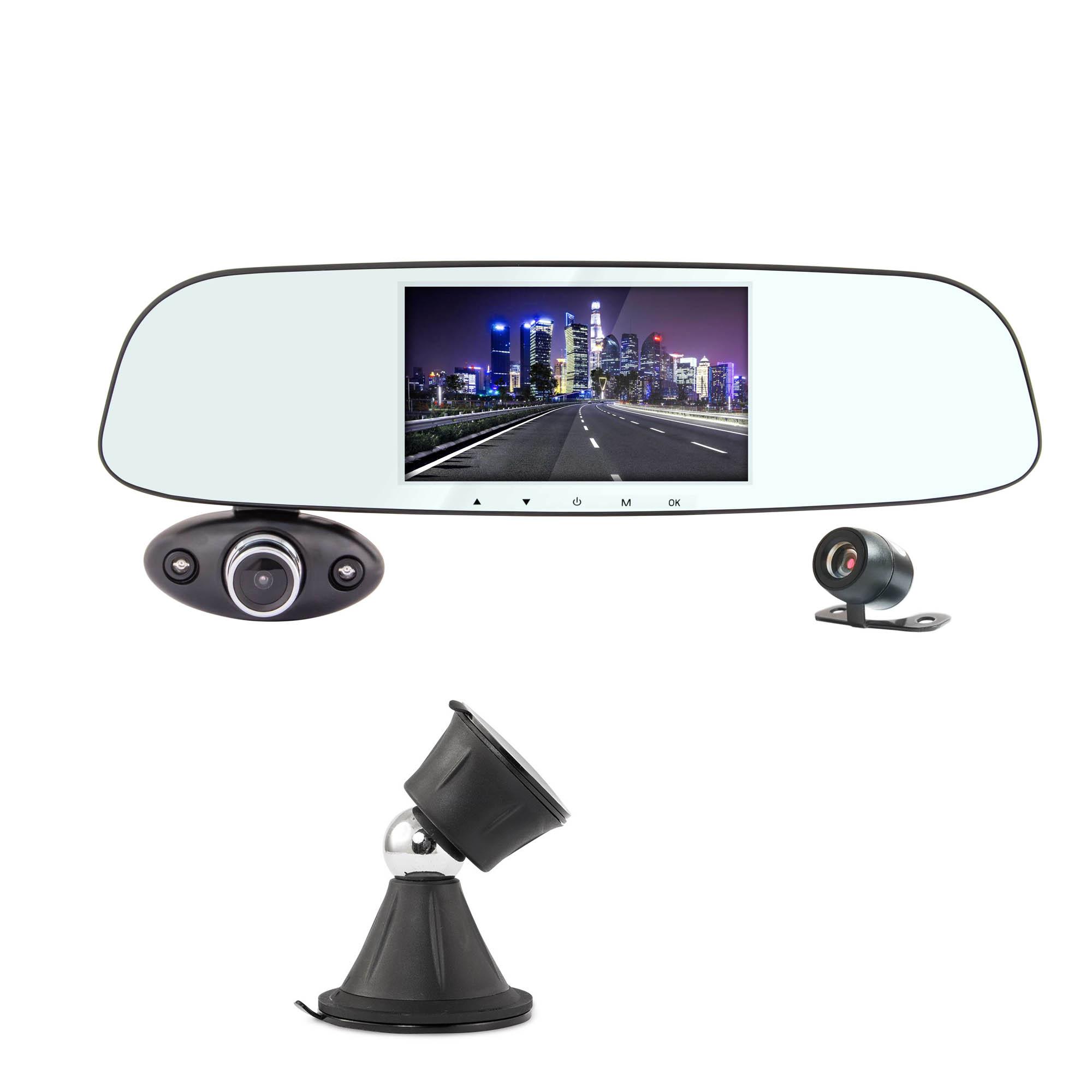 Комплект видеорегистратор Rekam F370 плюс универсальный магнитный Rekam Magnitos M-15