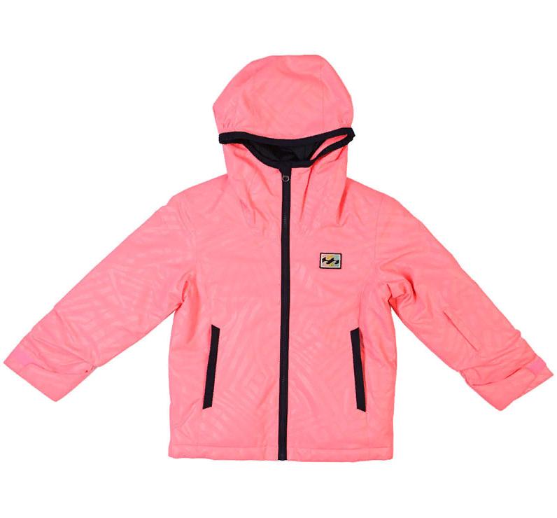 Куртка детская Billabong Sula Peach р.164