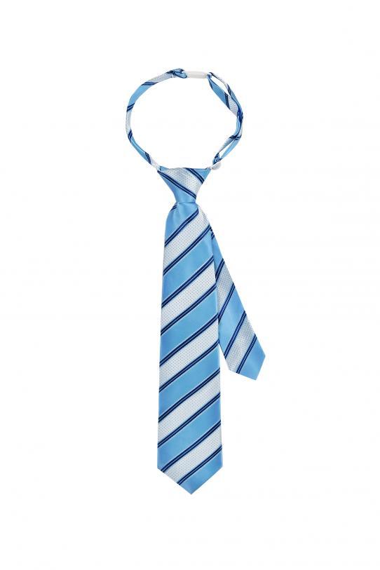 Галстук для мальчика Reike College blue, RT1819-30 blue7,