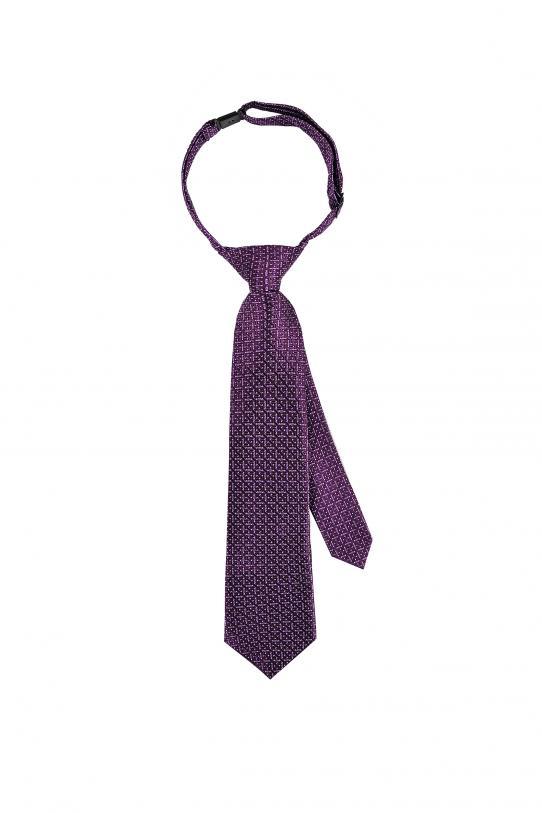 Галстук для мальчика Reike College purple, RT1819-24 purple14,