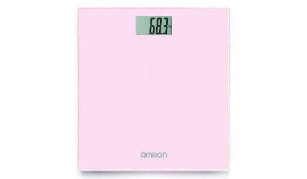 Весы напольные Omron HN 289 Pink