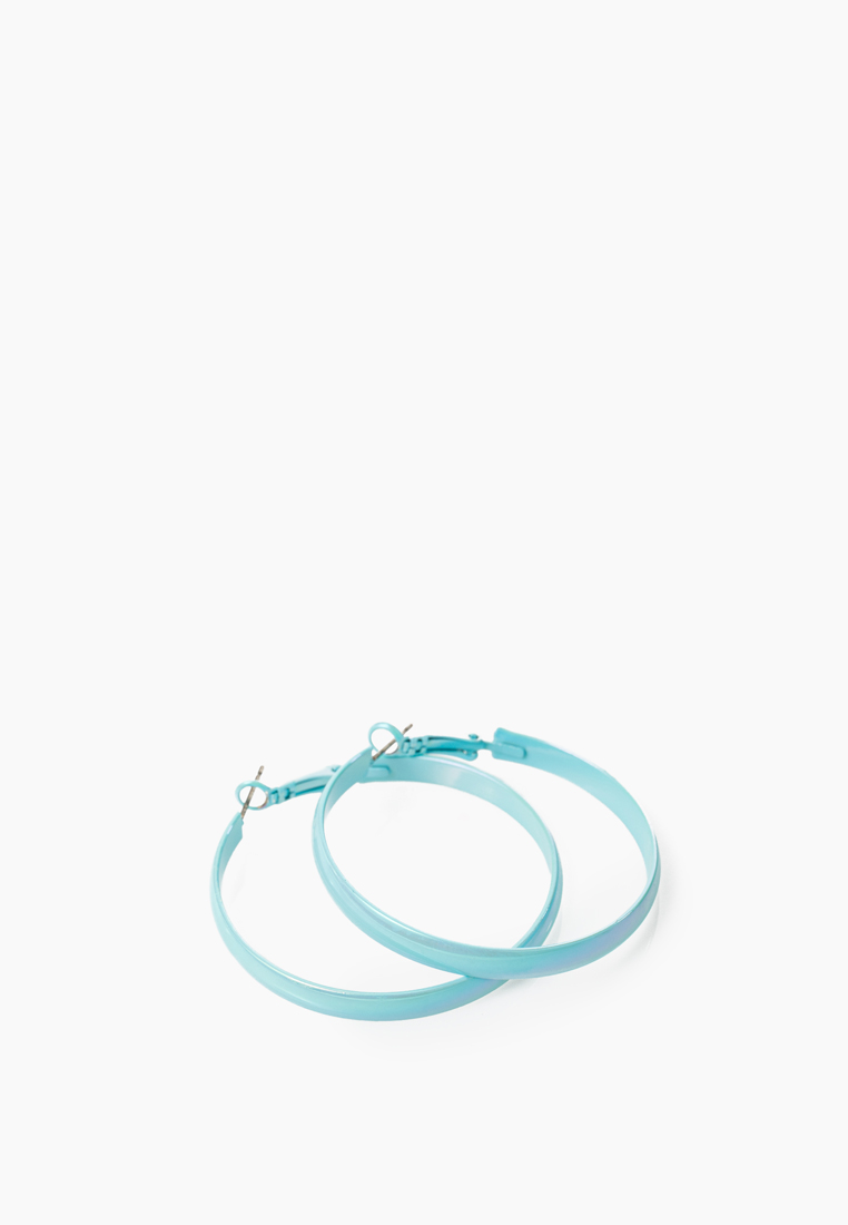 Серьги Modis M201A01023S502ONE голубые