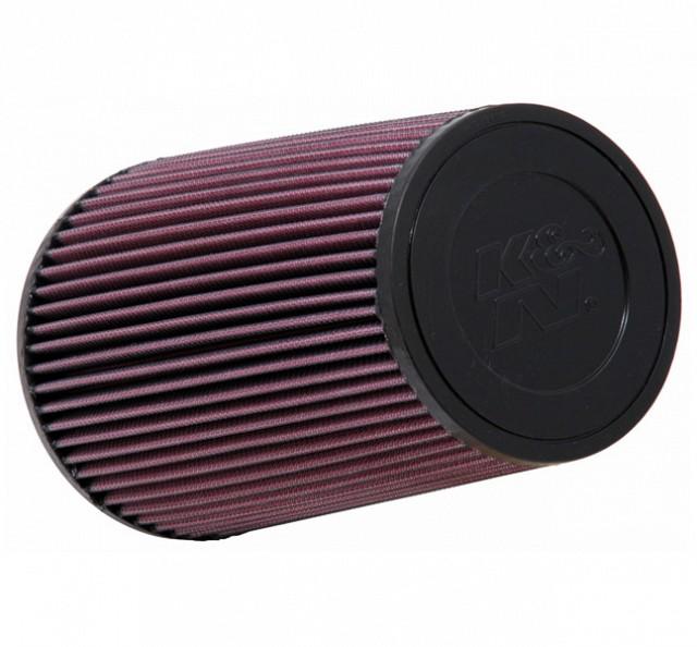 K&N RE 0810 Фильтр резиновый универсальный (выс.229мм,внеш.диам.152мм)