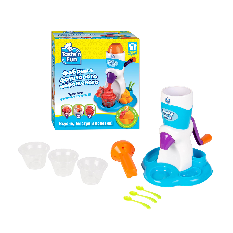 Игровой набор Фабрика фруктового мороженого  Tasten Fun