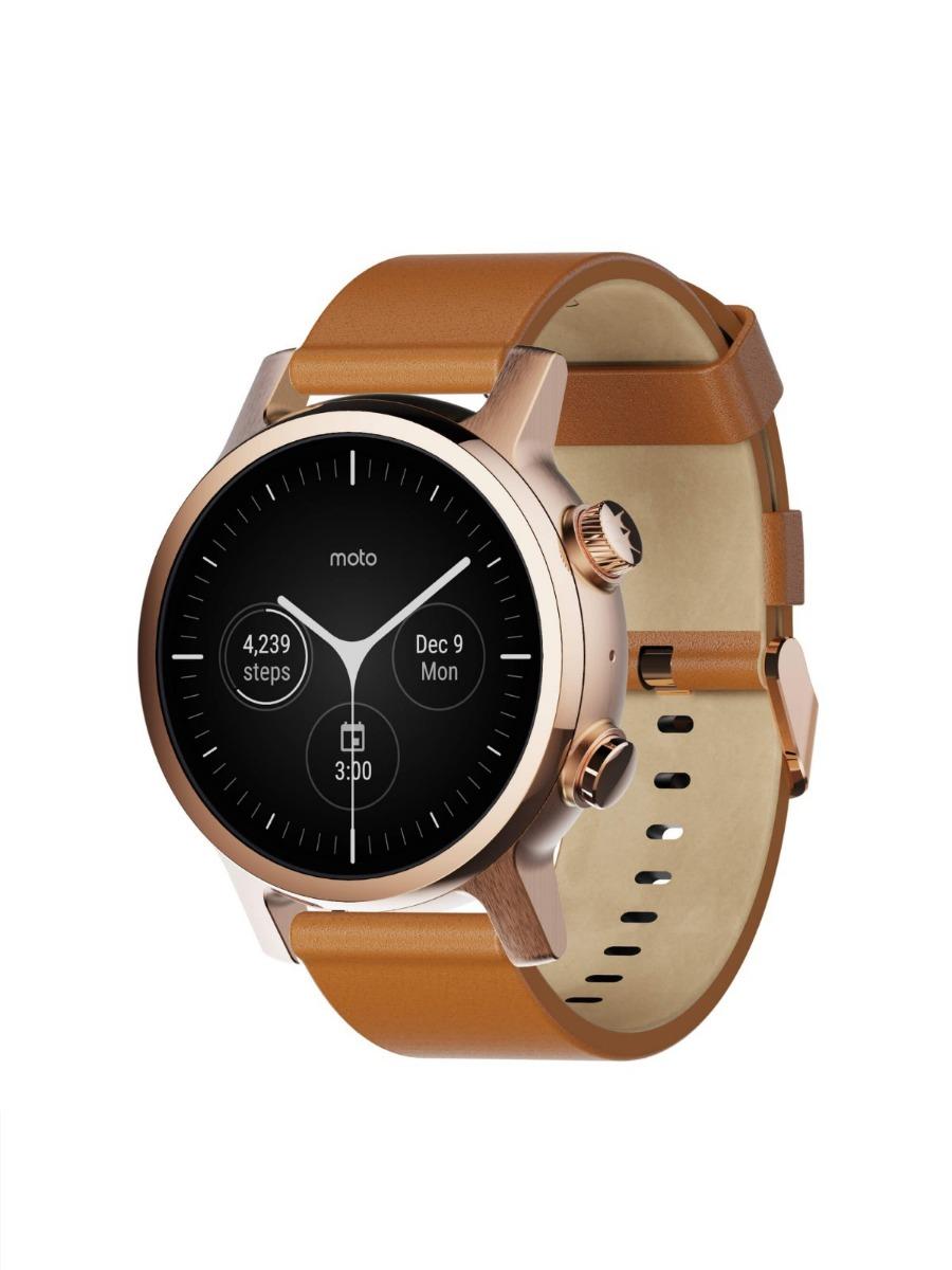 Смарт-часы Motorola Moto 360 3rd GEN Stainless Steel (2020) Steel Grey Moto 360 3rd GEN 2020