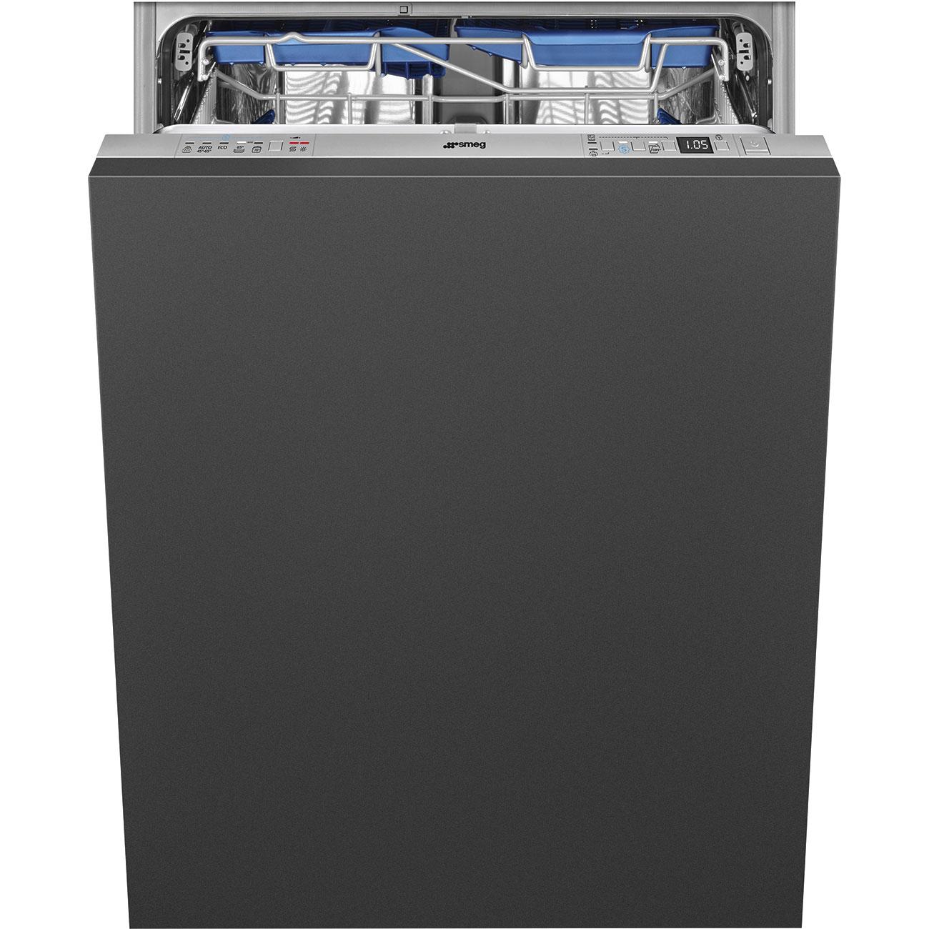 Встраиваемая посудомоечная машина Smeg STL67339L