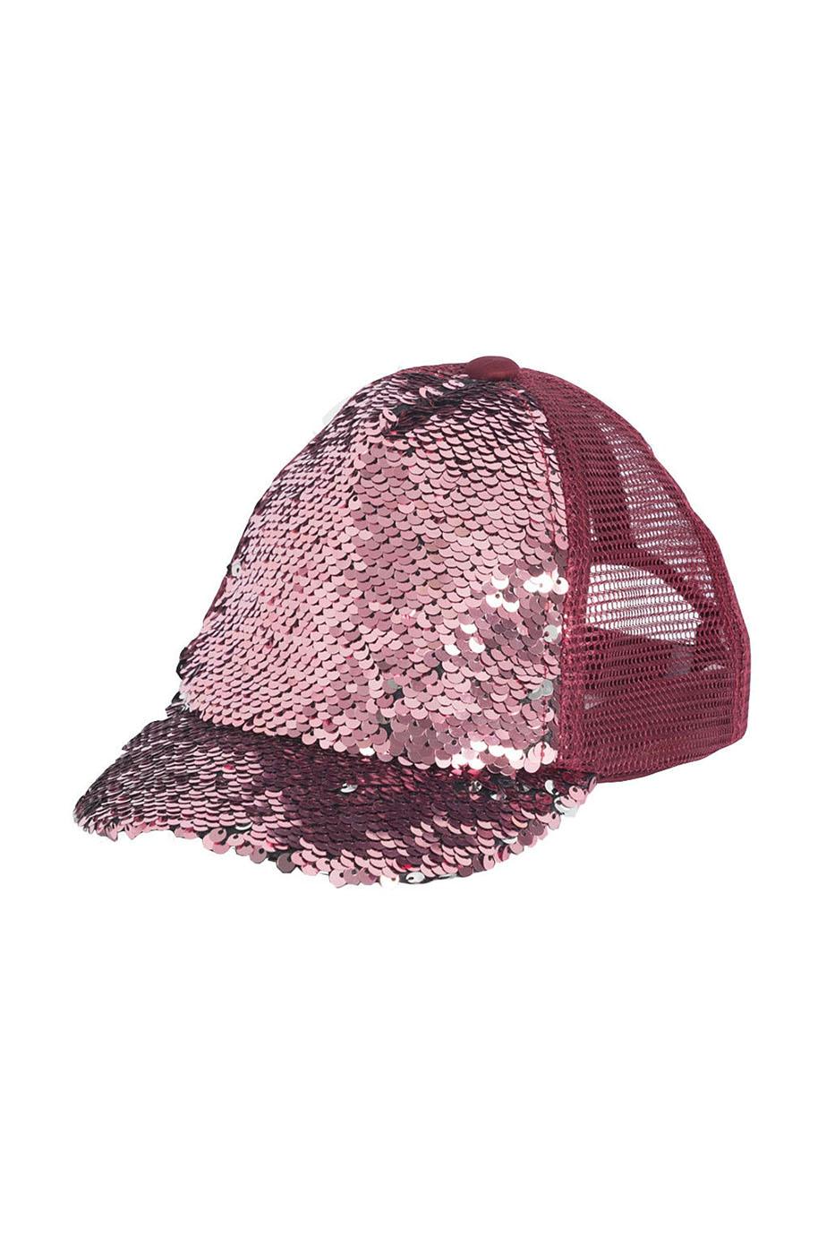 Кепка детская COCCODRILLO, цв. розовый р-р 54 W20164203WEA