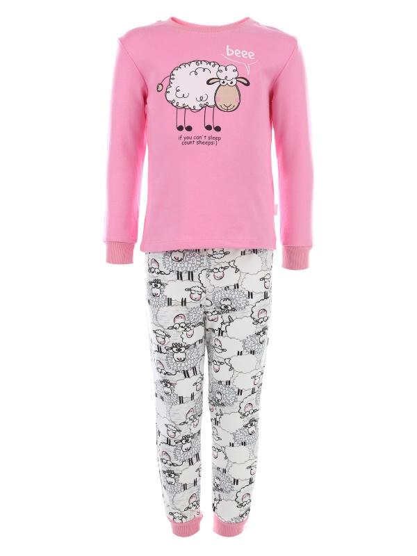 Пижама Bembi 480086 цв.розовый р.98 480086_розовый