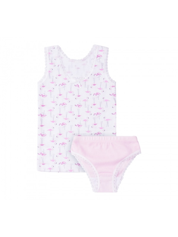 Комплект детский Bembi, цв. розовый р.98