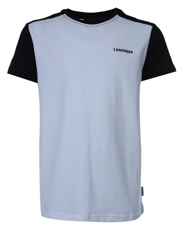 Футболка Luminoso 407906 цв.белый р.134 407906_белый