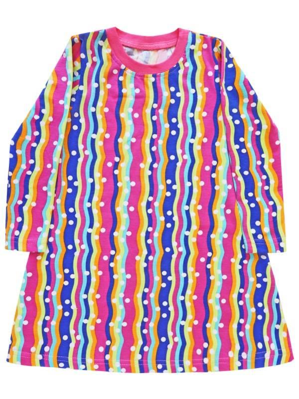 Платье КотМарКот 346227 цв.розовый р.128 346227_розовый