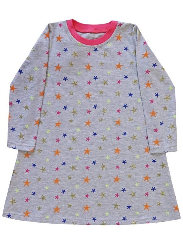 Платье КотМарКот 346228 цв.серый р.116 346228_серый