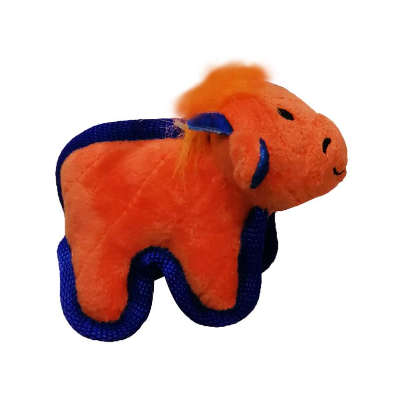 Игрушка пищалка для собак Chomper Звери суперпрочные