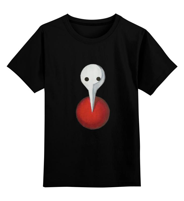 Детская футболка Printio Neon genesis evangelion angel mask цв.черный р.152 0000000794710 по цене 990