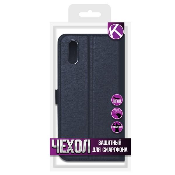 Чехол книжка Krutoff для Samsung Galaxy