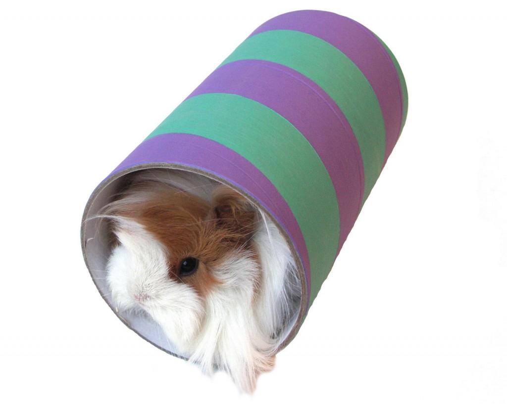 Картонный туннель для грызунов Rosewood в ассортименте