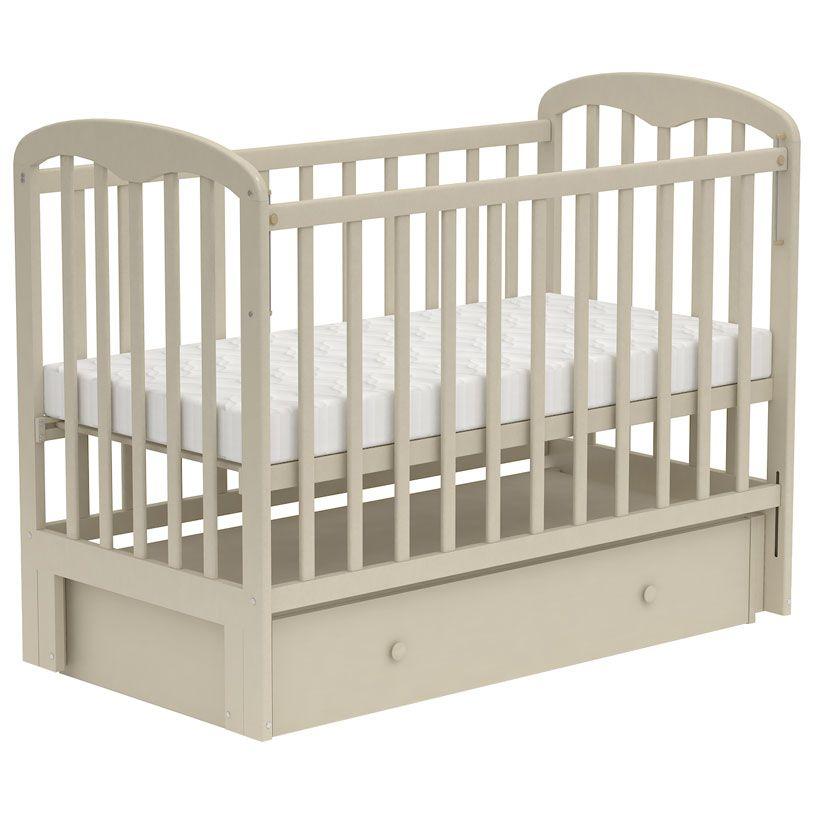 Кроватка детская Фея 328 бежевый