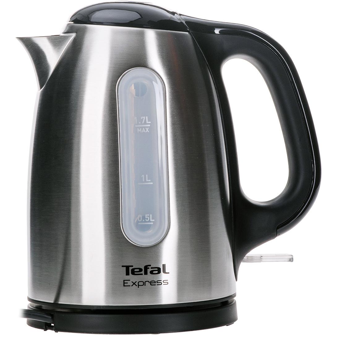 Чайник электрический Tefal KI230D30 Silver/Black