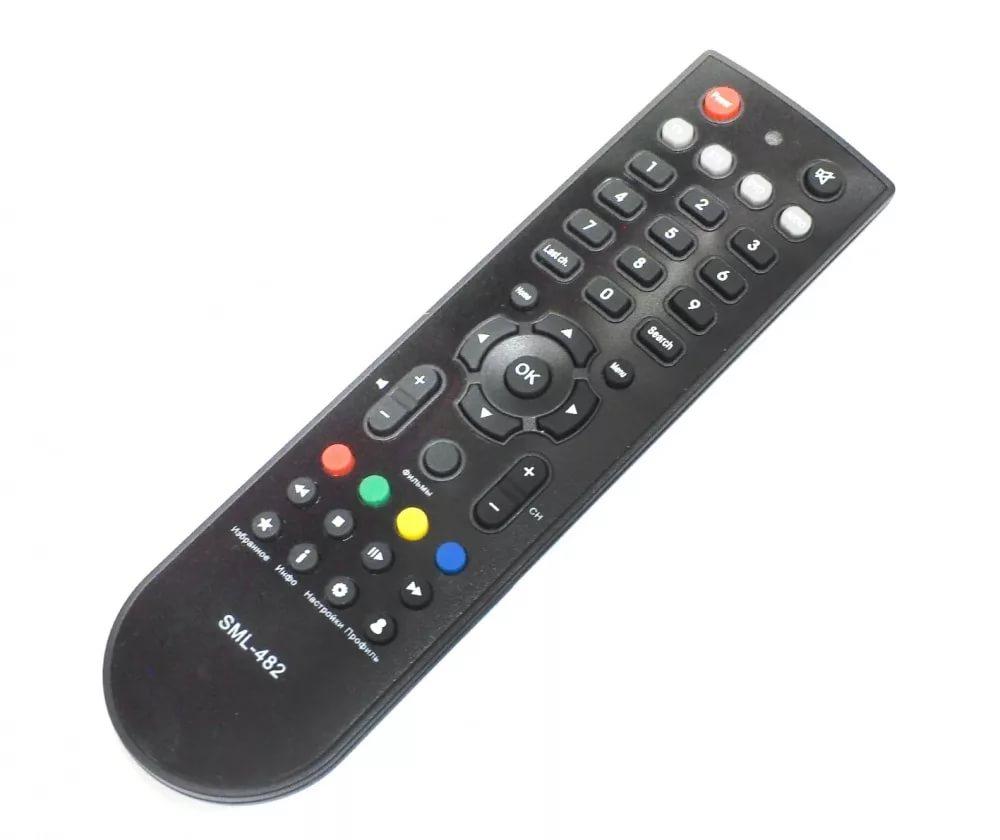 Пульт МТС для приставки MTC DS SML 482 HD