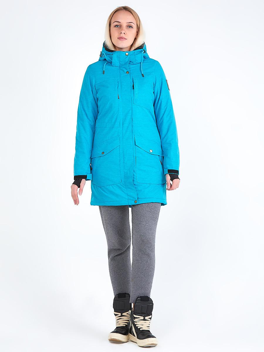 Куртка MTFORCE парка зимняя женская 19621Gl