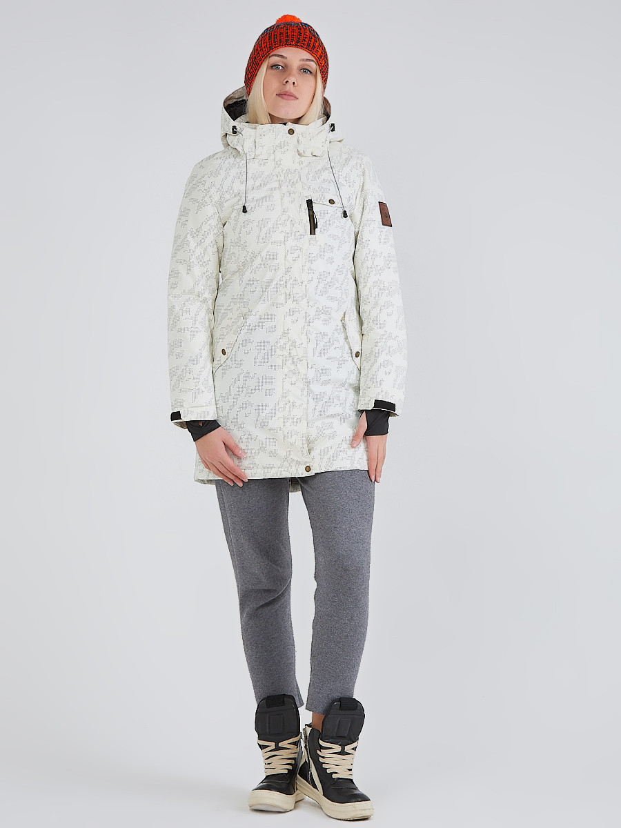 Куртка MTFORCE парка зимняя женская 1949Bl