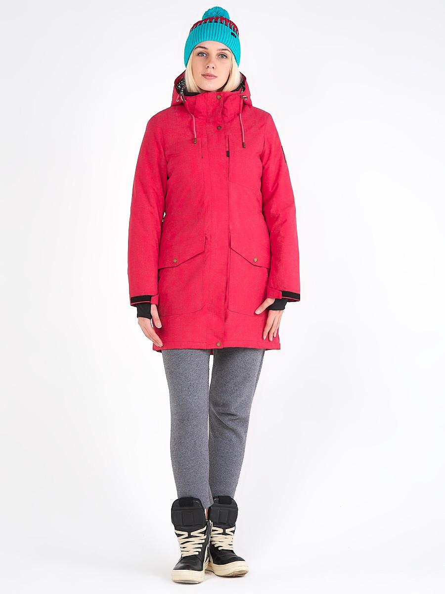 Куртка MTFORCE парка зимняя женская 19622M