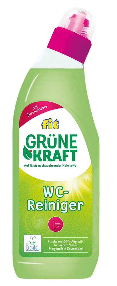 Чистящее средство для туалета fit Grune Kraft