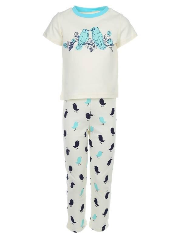 Пижама КотМарКот 177954 цв.бежевый р.116 177954_бежевый