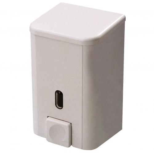 Дозатор для жидкого мыла PRIMANOVA, SD, 8,5х8,5х15