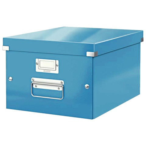 Короб архивный Click & Store, M, 200х280х370