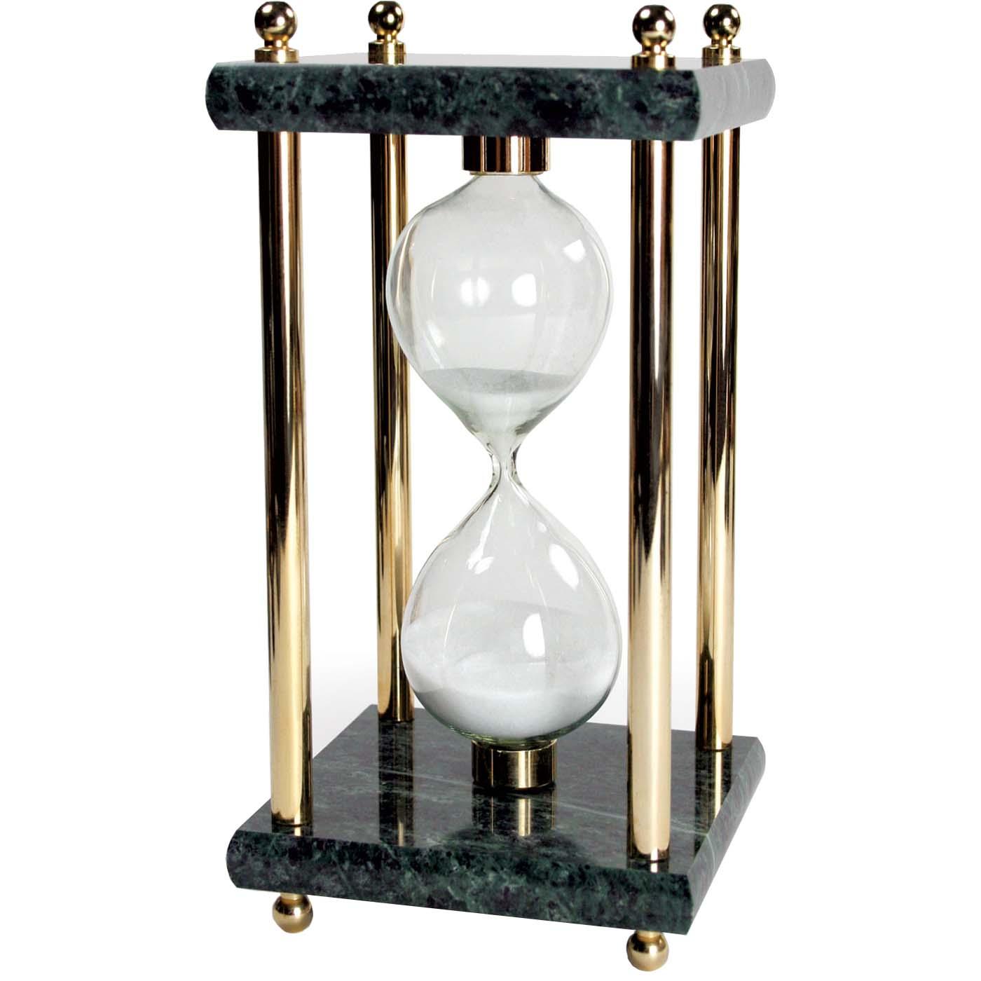 Часы песочные Galant, на 15 минут, зеленый