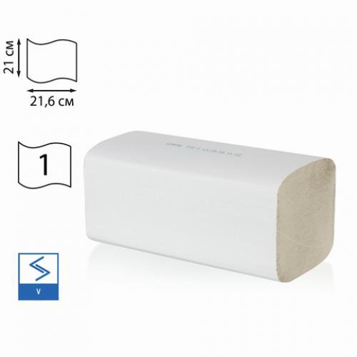 Полотенца бумажные лайма, 21*21,6 см, 250 шт