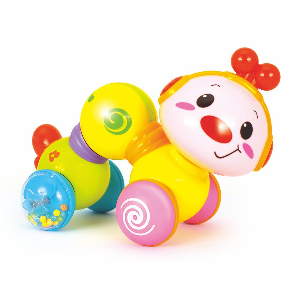Развивающая игрушка интерактивная HOLA Гусеничка Викки