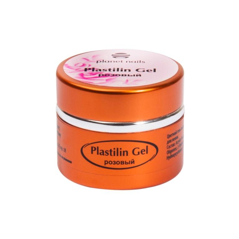 Купить Planet Nails Гель-пластилин розовый