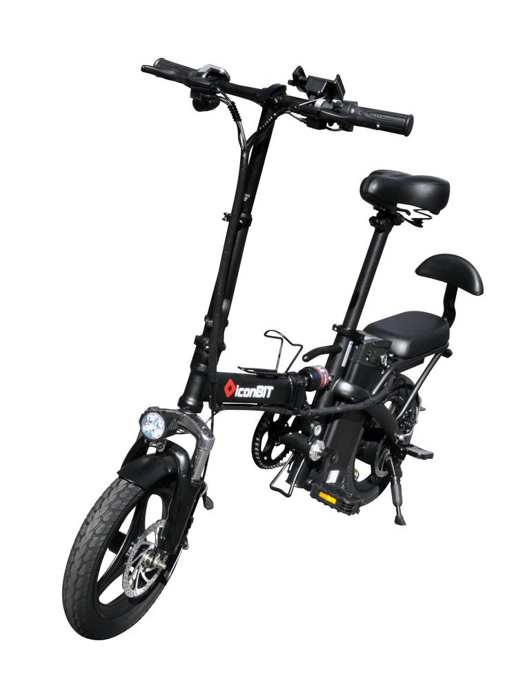 Электровелосипед iconBIT E-Bike K203 2019 One Size black