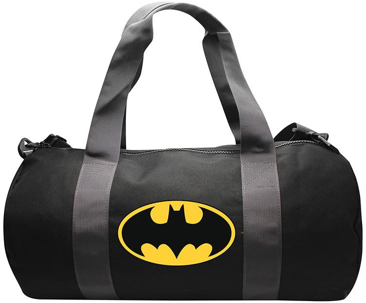 Спортивная сумка ABYstyle DC Comics: Batman black фото