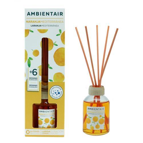 Диффузор ароматический AMBIENTAIR, Средиземноморский апельсин, 50 мл фото