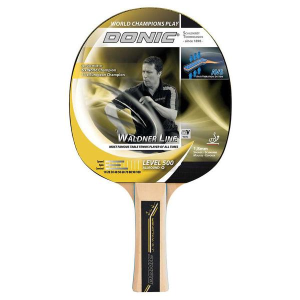 Ракетка для настольного тенниса DONIC/Schildkrot Waldner 500 AVS