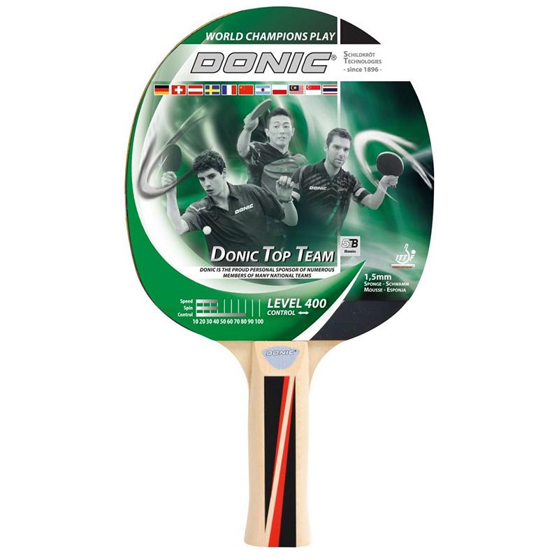 Ракетка для настольного тенниса DONIC/Schildkrot Top Team 400