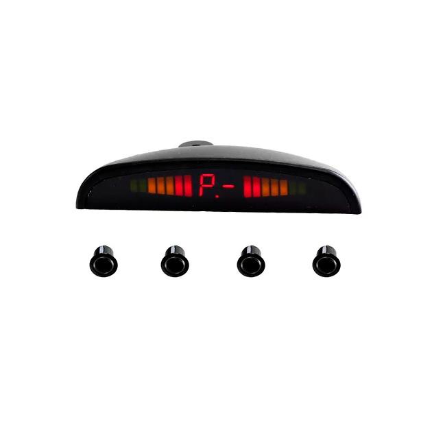 Датчики парковки INTERPOWER IP 430 BLACK