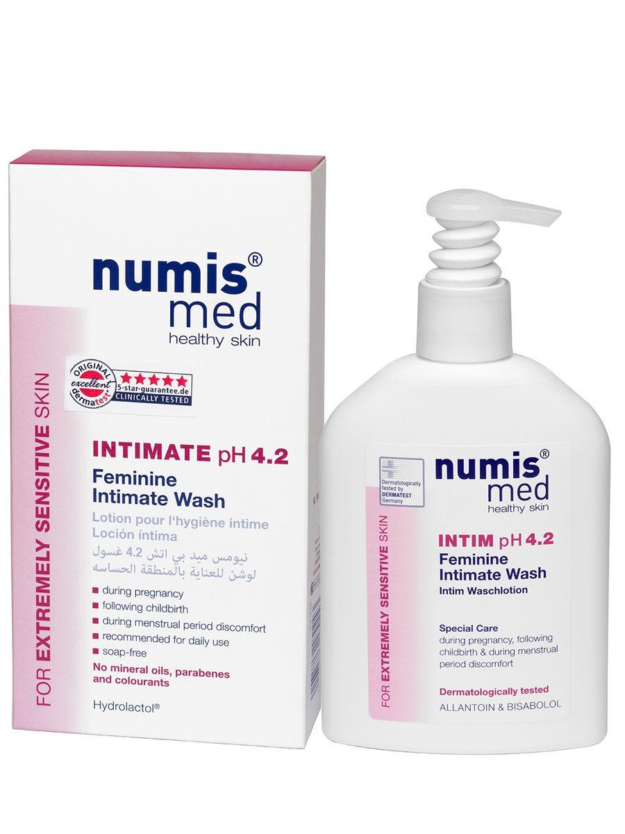 Numis® med Моющий гель для интимной гигиены