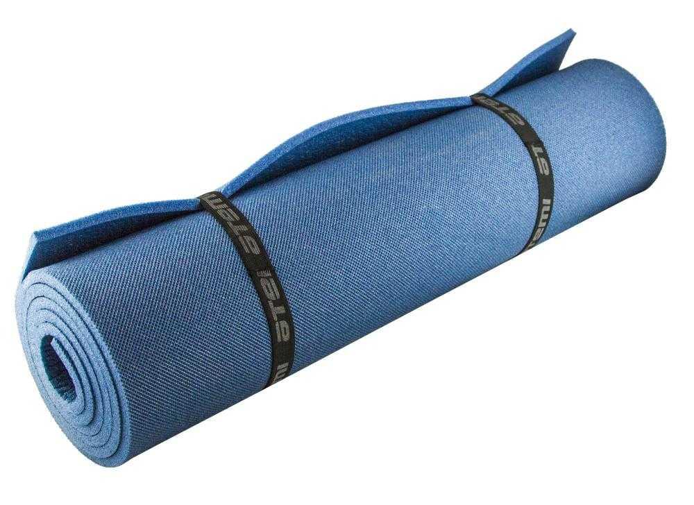 Коврик туристический Atemi, 1800х600х8 мм (синий)