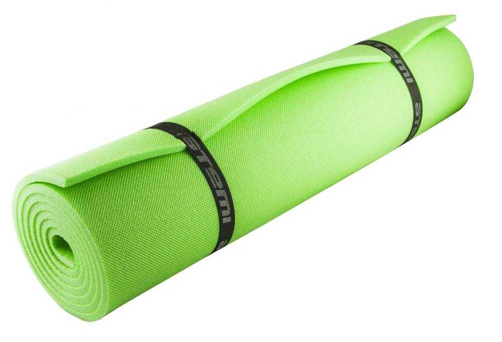 Коврик туристический Atemi, 1800х600х8 мм (зеленый)
