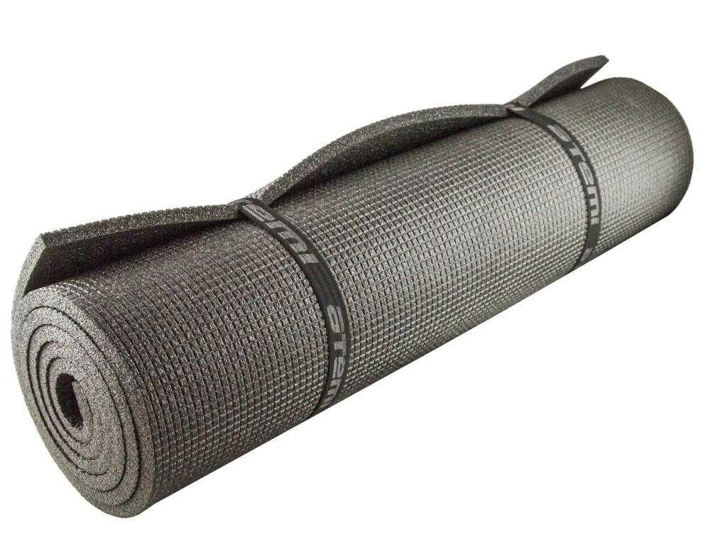 Коврик туристический Atemi, 1800х600х10 мм, антрацит