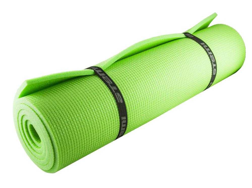 Коврик туристический Atemi, 1800х600х10 мм (зеленый)