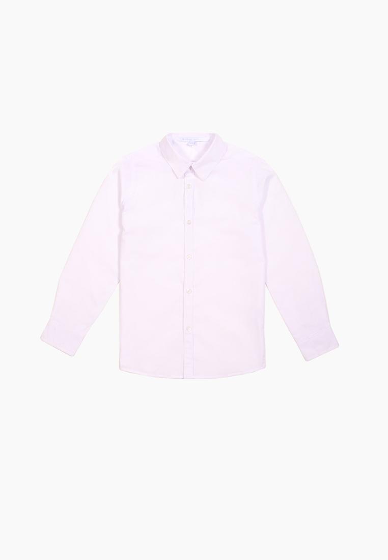 Рубашка для мальчиков Modis цв. белый р.128